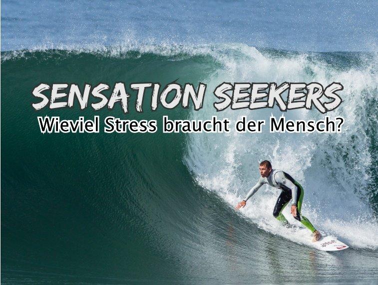 sensation seeker