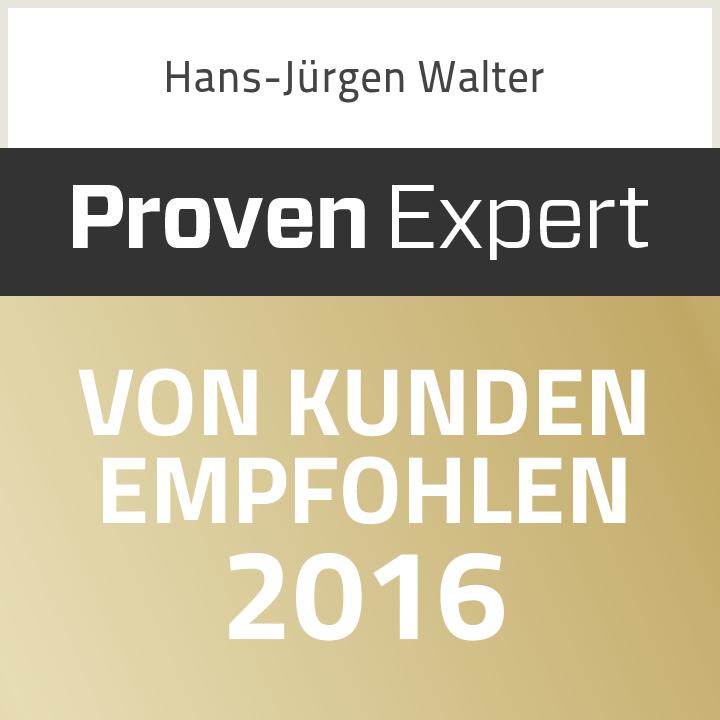 ProvenExpert-Empfhelung